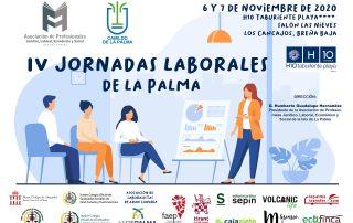 IV Jornadas Laborales Isla de La Palma