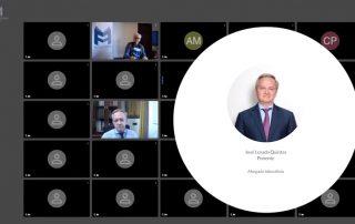 Vídeo Ponencia Análisis de Jurisprudencia de Derecho del Trabajo y… Planes de Igualdad, por José Losada Quintás.