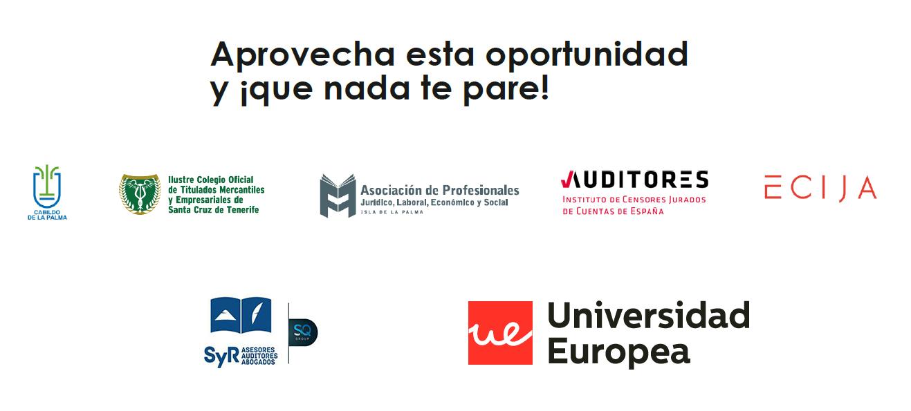 Jornada sobre los incentivos fiscales en el sector audiovisual · Asociación de Profesionales de La Palma