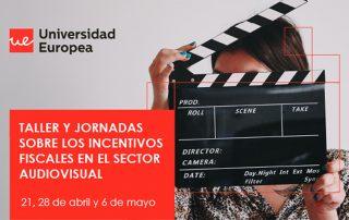 Taller y Jornadas sobre los incentivos fiscales en el sector audiovisual · Asociación de Profesionales de La Palma